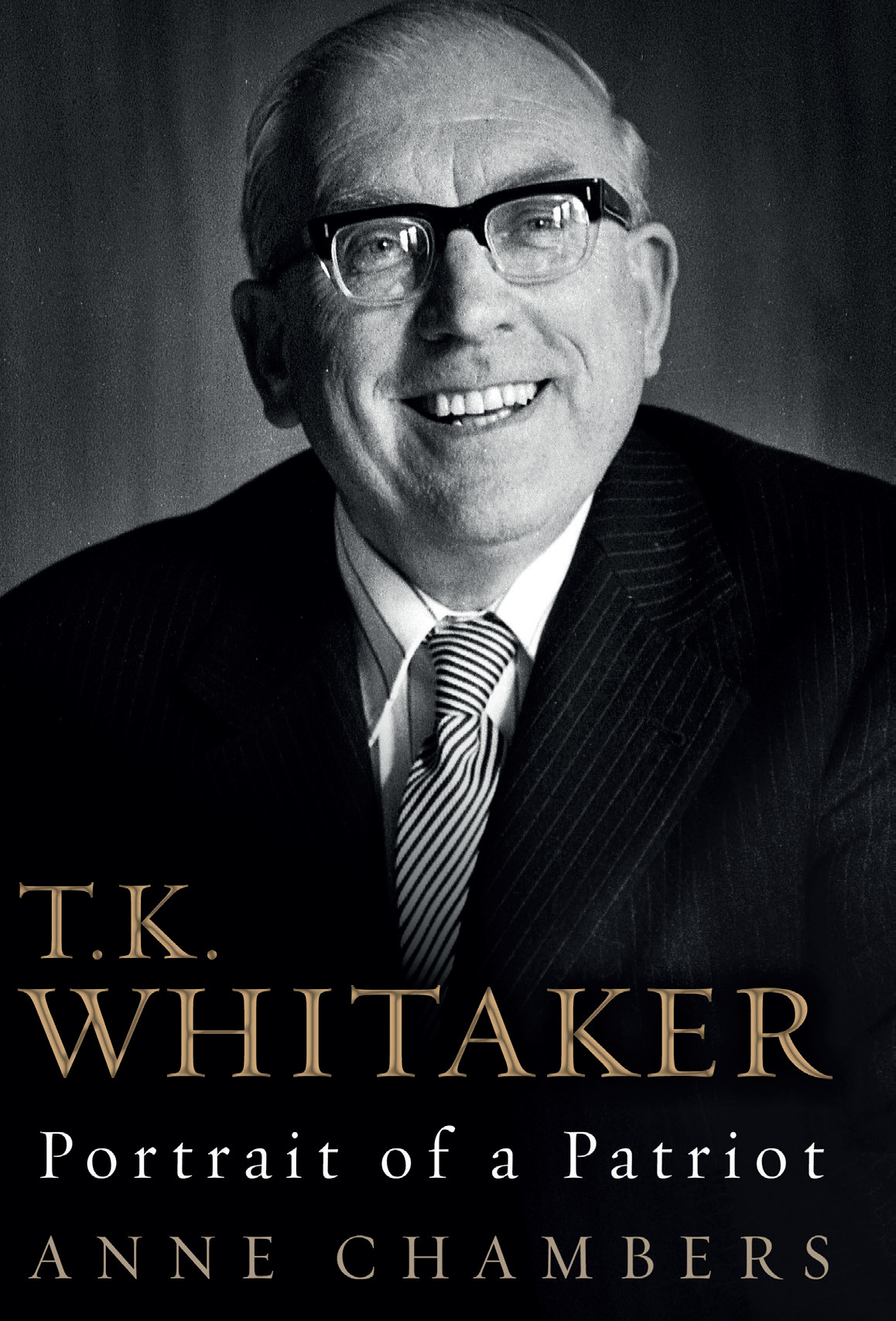TK Whitaker Portrait of a Patriot